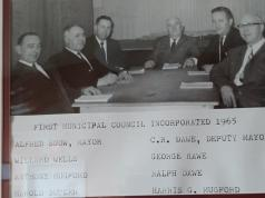1st Municipal Council