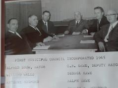 First Town Council